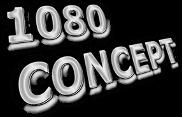 Logo 1080 Concept : lien vers l'accueil du site.